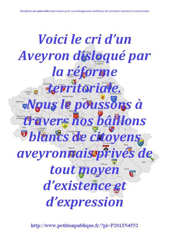 Le cri de l'Aveyron